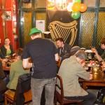 St. Patrick's Day,  NanOg Irish Pub, AUT, Austria, Vienna, NanOg Irish Pub on Friday, March 17, 2017.  Photo by Marko Kovic